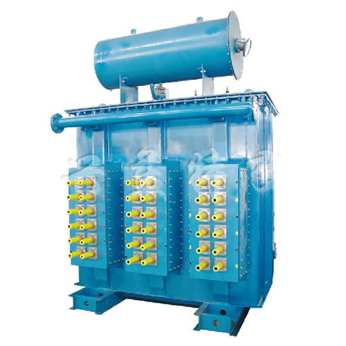 Single/three Phase 10-35KV Submerged Arc Furnace Transformer