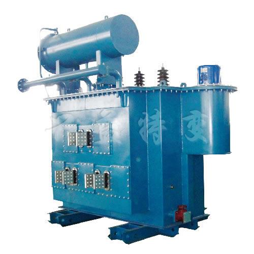 Three Phase  2000-44000 KVA Ladle Refining Furnace Transformer