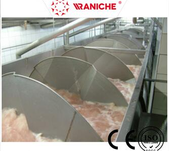 Slaughter Equipment Halal Poultry Chicken Slaughter Line Halal Poultry Chicken Slaughter Line