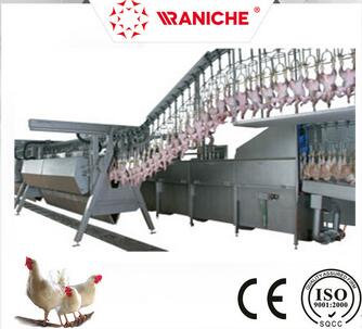 Chicken Meat Processing Machinery Halal Poultry slaughter Equipment