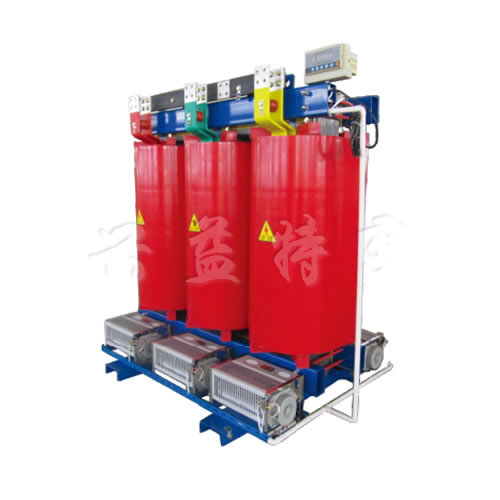 SCB10 10KV Epoxy resin dry type power transformer