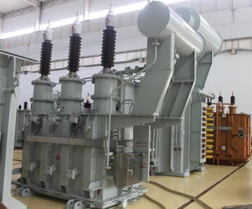 6KV/110KV copper winding electric arc furnace transformer