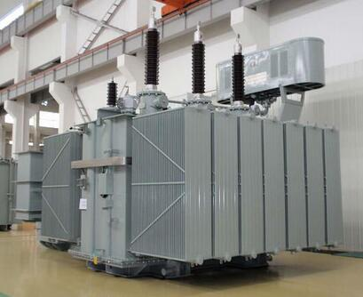 50HZ 220kV 3 Phase Padmounted Power Distribution Transformer