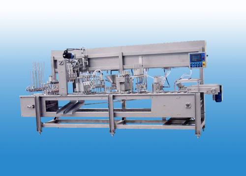 Multipurpose PLC Ice-cream Filling Machine