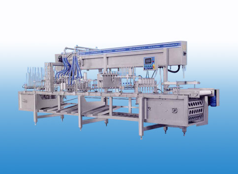 Ice cream Filling Machine with Touch Screen