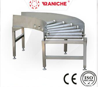 Chicken Slaughtering Crate Conveying Line