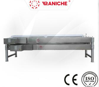 Chicken Slaughterhouse Horizontal Feather Plucking Machine