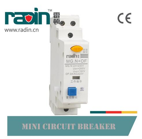MG-N Series New Type Circuit Breaker Part Auxiliary Contact