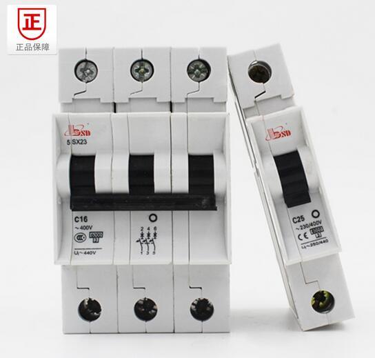5SX Series 5sx2 6ka and 5sx4 10ka Open Frame Mini Circuit Breaker
