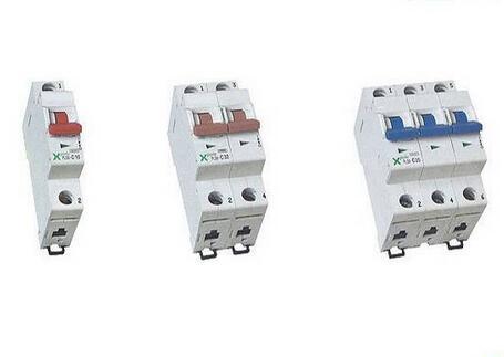 L7 MCB 380V 440V 63A Low Voltage Electric Air Circuit Breaker