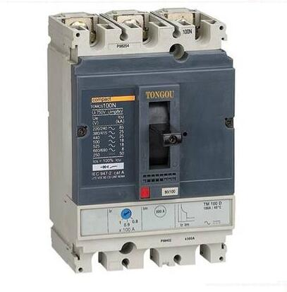 NF Series Automatic MCCB 2p 3p Molded Case Circuit Breaker