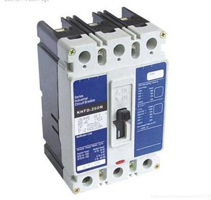 Hfd Series MCCB OEM and ODM Service Moulded Case Circuit Breaker