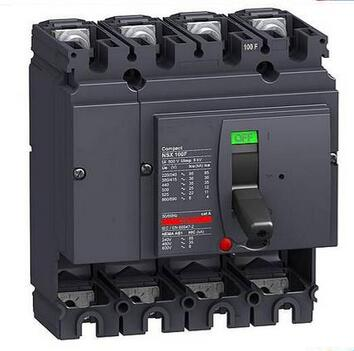Ns Series Manual Type  A Grade Moulded Case Circuit Breaker MCCB