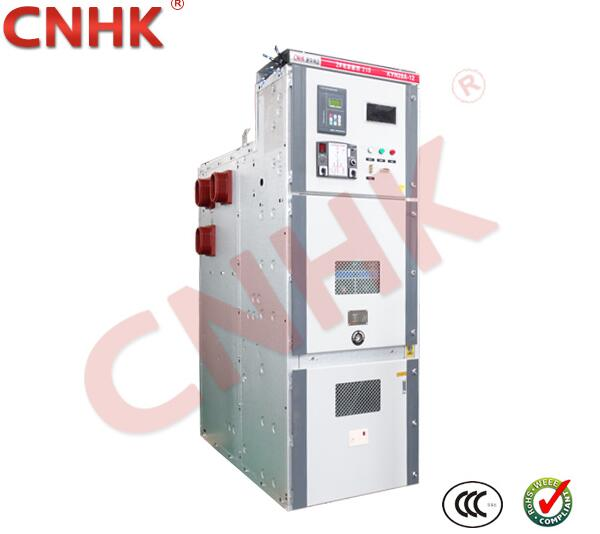 KYN28 Series Steel Plate Mv Withdrawable Metal Clad Switchgear 12kv
