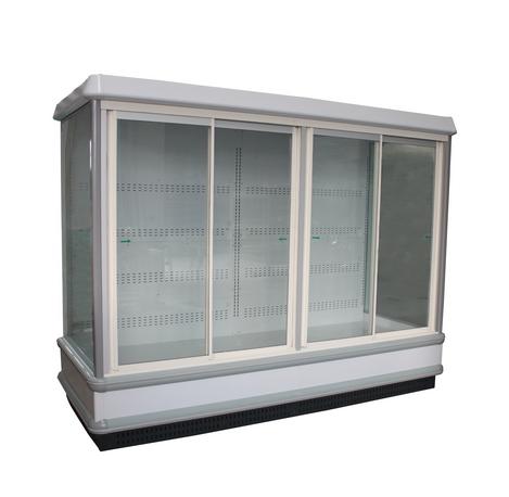 Sliding Door Upright Freezer