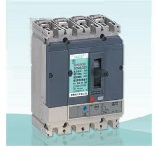 SMD6 Series 400W Overcurrent Protection Moulded Case Circuit Breaker