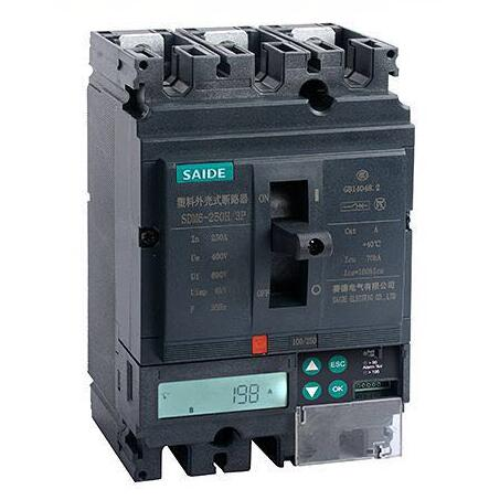 Sdm6 Series MCCB Intelligent Fixed Moulded Case Circuit Breaker