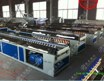 upvc windows and doors extrusion line