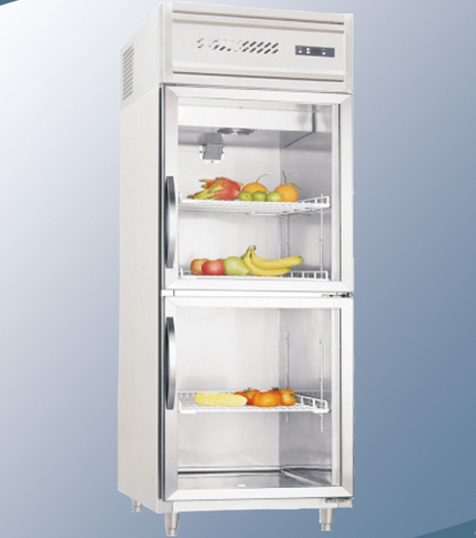Lqt Vertical Commercial Fridge Freezer Refrigerator for Supermarkets Hotels Hospitals Restaurants