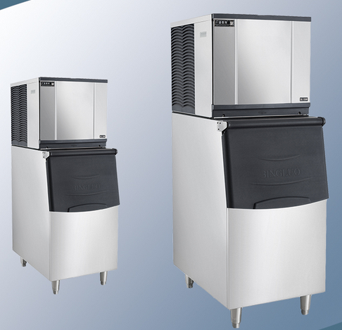 Commercial Cube Ice Cube Machine with Ce for Bar