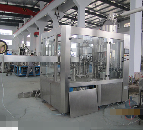 5000-7000bph Automatic Bottled Water Process Line