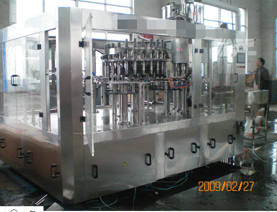 Automatic Bottled Juice Process Line
