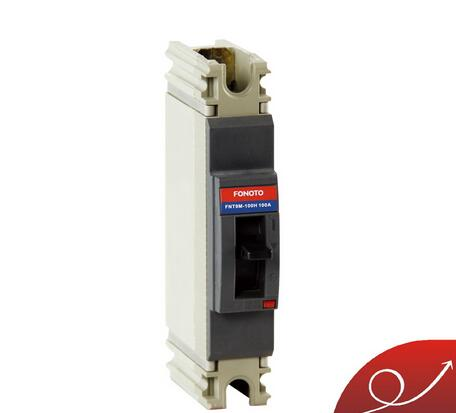 Fnt9m-100h Series 100A 1p1d Tmd MCCB Moulded Case Circuit Breaker