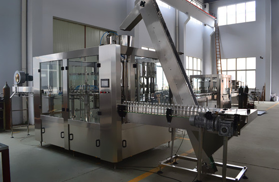 Pet Bottle Juice Process Line