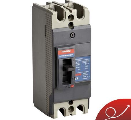 FNT9M-100 Series 50A 2poles Low Voltage Circuit Breaker