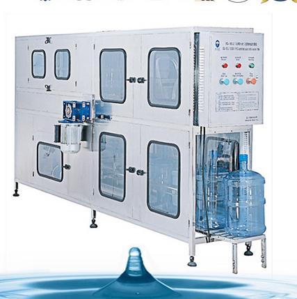 Automatic 5gallon Bottle Water Barrel Process Line