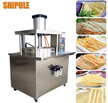 2017 factory price automatic indian stainless steel roti maker chapati making machine