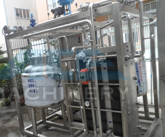 High Quality Pasteurization Equipment Ce