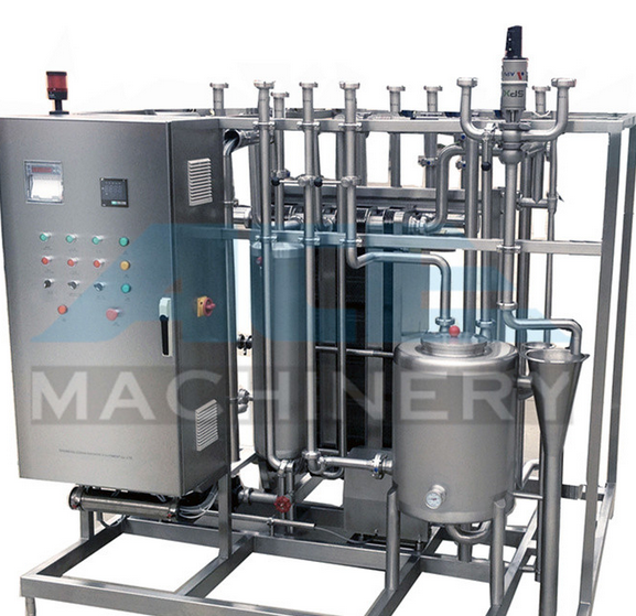Beverage Juice Plate Pasteurization Machine
