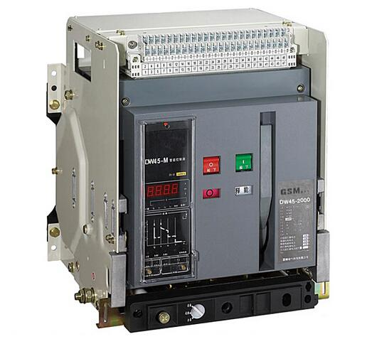 Dw45-6300 Series 3Poles Overcurrent Protection Air Circuit Breaker