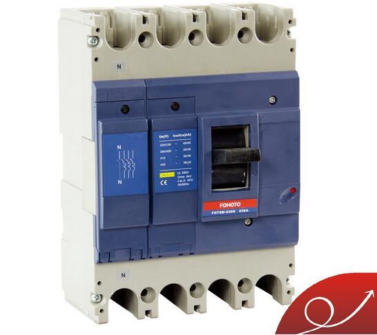 FNT9M-630N 630A 4poles Ezc MCCB Moulded Case Circuit Breaker
