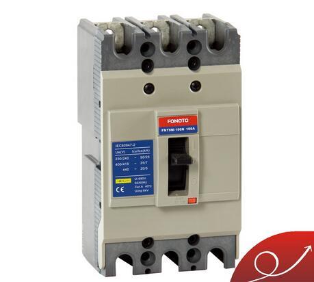 Fnt9m-100n EZC100N EZD100N 3p3d 100A Tmd Circuit Breaker