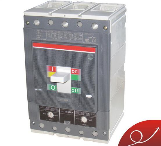 FNT5H-630 630A 3poles High Voltage Moulded Case Circuit Breaker
