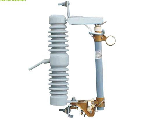 YK1-100A Series 15kv Fuse Cutout Porcelain Tube with Fuse Holder