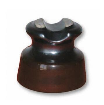 ANSI 55-2 Porcelain High Voltage Ceramic Pin Type Insulators