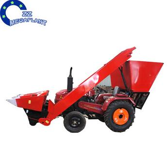 zhengzhou supplier power tiller corn combine harvester