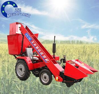 small farm use combine harvester machinery thresher