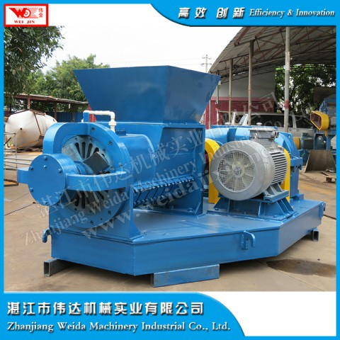 rubber shoes slab machinery