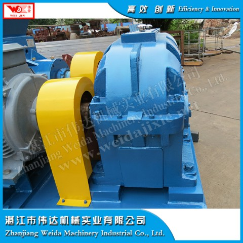 rubber tire cutting machinery