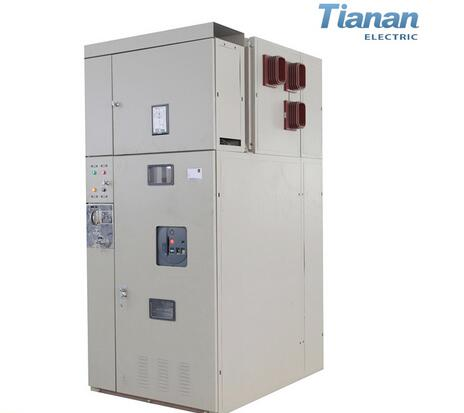 Xgn56-24 Metal-Clad Modular Switchgear Compact Switchgear with Vacuum Circuit Breakerwith Vacuum Circuit Breaker