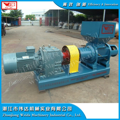 energy-saving rubber crusher