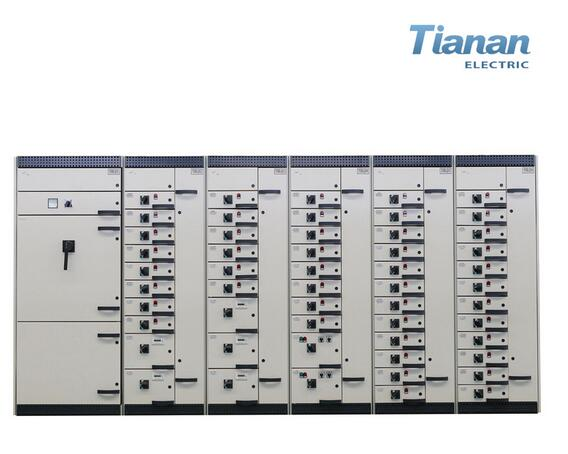 Electrical Switch Power Distribution Cabinet Blokset Series Low Voltage Switchgear