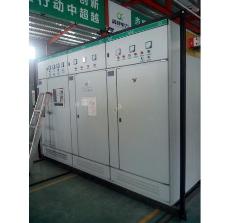 Ggd Indoor Low Voltage Electrical Material Withdrawable Switchgear
