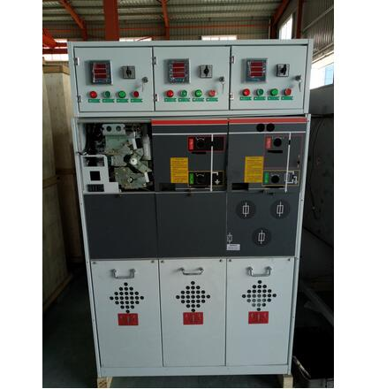 XLM16-12 Series Sf6 Steel Plate Fixed Gas Insulated Switchgear