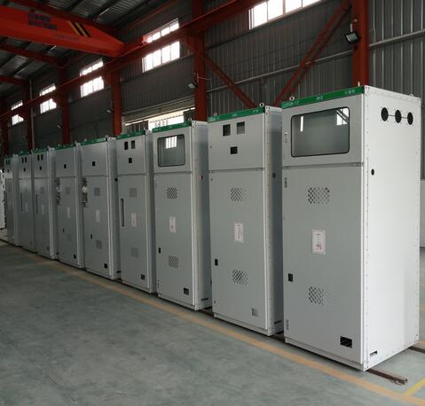 Hxgn-12 Series High Voltage Electrical Ring Main Units RMU Cabinet