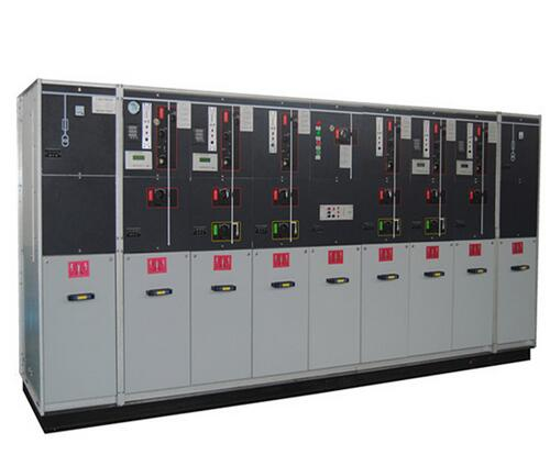 GRMU 12 24kv Sf6 IP56 Gas Insulation Ring Main Unit switchgear